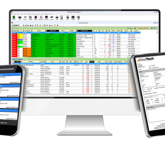 HaulTech Software