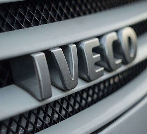 Iveco Lorry Grill